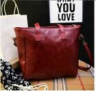 Women's Vintage Large Capacity Designed Pendants Composition Tote Bag/ 2pcs Set
