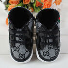 0-18 Months Baby First Walking Shoes Boys Girls Soft Soled Non-slip Pre-walker