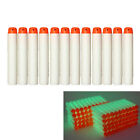200pcs Toy Gun #S Hollow Soft Bullet Darts Round For NERF N-Strike Elite Serie