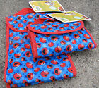 Sesame Street LUNCHFUN Elmo lunch bag insulated BPA free kid's reusuable