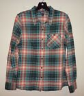 Patagonia Women's Heywood Flannel Shirt - 53875 - size 6