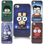 Big-eyes Superheros Cover for OPPO R9s, Cute Design Case weirdland