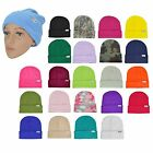DALIX Urban Foldable Bright Ski Snow Cap Neon Soft Beanie Knit Hat (26 COLORS)
