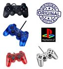 Genuine Sony Dualshock 2 & Mad Catz Remote Controllers Playstation 1 2 PS1 PS2