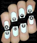 STAR WARS 30 Autocollant Stickers ongles nail art manucure water decal $15.52 CAD on eBay