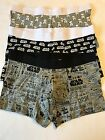H&M 3 Pack Cotton Stretch STAR WARS TRUNKS Sizes S, M, L, XL NEW
