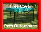 8 XPanel FREE ROOF COVER Pet Dog Pup Run Enclosure Pen Barrier Cage Kennel Crate