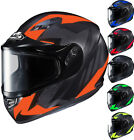 HJC CS-R3 Treague Mens Snowmobile Sled DOT Moto Snow Helmets
