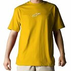 Alpinestars Astar Short Sleeve Motorcycle Mens Clothing Tees Tops T-Shirts