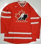 Nike Team Canada 100th Anniversary Mens Replica IIHF Hockey Jersey 638673 657