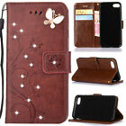 Magnetic Flip Leather Stand Card Diamond Wallet Case Cover For iPhone 6s 7 Plus <br/> For iPhone 8 8 Plus,iPhone X,XS,XR,XS Max