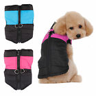 Cat Dog Pet Waterproof Winter Warm Jacket Coat Outdoor Quilted Padded Puffer