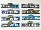 huntington locations - Your Name Personalized Street Sign US Tourist Locations Childs Room Man Cave