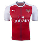 Puma Youth Arsenal 16/17 Home Jersey High Risk Red/White 749719 01