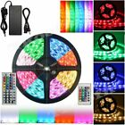 5/10/15/20m 12v Waterproof 3528/5050 Smd Rgb 300 Led Strip Light Rope Tape Roll