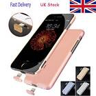 For iPhone 6 6S Plus Power Bank Backup Charger Battery Case Slim Phone Shell W2Y