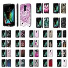 LG Premier [K10]  [Slim Hard Cover Case]  Design [B]