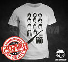 T SHIRT THE WALKING DEAD TV SERIES LUCILLE NEGAN STAMPA LUNGA DURATA NO DIGITALE