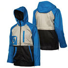 NOMIS Mens 2013 Snowboard New Blue / Black / Clay TRUE ICON JACKET