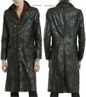 """Once Upon A Time """"HOOK"""" Costume Cosplay Pirates Coat Sized For Men Free USA Ship"""