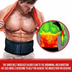 Flex Belt Abdominal Toning Muscle Slim Shred Waist Trimmer Belly Fat Burner New