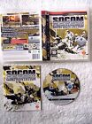 26397 SOCOM Confrontation - Sony Playstation 3 Game (2008) BCES 00173