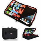 "BUBM Travel Multi-purpose Case Electronics Accessories iPad 10""Tablet Cable Bag"