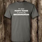 Perfect My Awesomeness T Shirt -- Clothing Funny Awesome Mens Womens Tee Cool