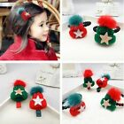 Women Band Fashion Hat Shaped Gift Ties Hair Rope Christmas Hair Clip Elastic