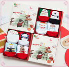 HOLIDAY SEASON THEME HIGH QUALITY KIDS SOCKS PACKED IN BOXES SUITABLE 1-8 YEARS