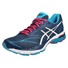 Asics Gel Pulse 8 Womens Running Shoes Fitness Gym Workout Trainers Poseidon Blu
