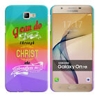 For Samsung Galaxy On7 2016  On Nxt  J7 Prime G610 Hard Back Case Cover Skin