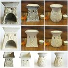 Venetian Square & Round Design Ceramic Yin-Yang Oil Burner High Standard Finish