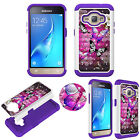 Bling Jewel Case for Samsung Galaxy: Amp 2, Express, J1  Shockproof TPU+PC Cover