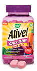 Nature's Way Alive Calcium 60 Soft Jells *For Children & Adults*