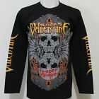 Bullet For My Valentine Temper Long Sleeve T Shirt Size S M L XL 2XL