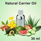 Natural Carriers Oils, 30 ml (1 oz), 100% Pure Undiluted Oils - Free Shipping