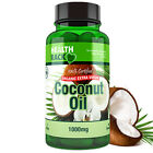 Coconut Oil Capsules 1000mg 120 Capsules 100% Certified | Organic Extra Virgin