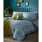 Butterfly Home By Matthew Williamson Turquoise Printed 'Mandala' Bedding Set