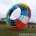 SUPER 16ft Bol Rainbow Ring Halo for Show Kites Line Laundry Outdoor Festival