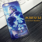 Crystal Maiden dota2 For iphone 5/5s/6/6s/6plus/6Splus relief shell phone case