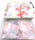 Ladies Ella Butterfly Print Wash Bag.  73118