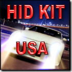 35W 881 / 893 HID Conversion Kit For Fog Ligh 4300K 6000K 8000K 10000K @