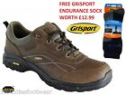 GriSport Weekender Waterproof Hiking Shoe / Walking Shoe FREE ENDURANCE SOCKS