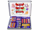 Happy 18th Birthday Personalised Chocolate or Retro Sweets Selection Gift Hamper