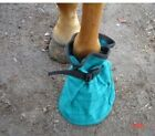 Strong Canvas Poultice Horse Boot~Dark Green ~ Pony Cob & Full