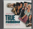 True Romance Film Soundtrack CD Hans Zimmer Chris Isaak Robert Palmer FASTPOST