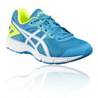 Asics Gel-Galaxy 9 GS Junior Blue Cushioned Running Road Shoes Trainers