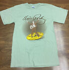 ELVIS PRESLEY THAT'S ALL RIGHT OFFICIALLY LICENSED SUN RECORDS TEE - LIGHT GREEN
