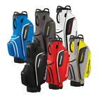 New TaylorMade Cart Lite Golf Bag 14 WAY TOP 10 POCKETS - Pick Color